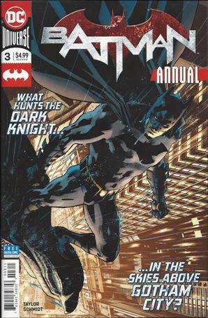 Batman Annual (2017) 3-A
