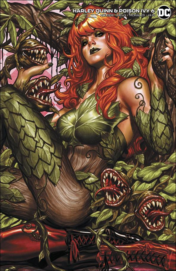 Harley Quinn and Poison Ivy 6-C by DC