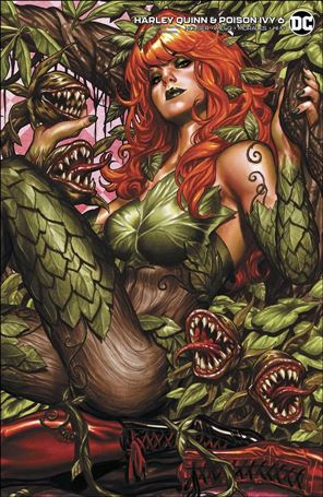 Harley Quinn and Poison Ivy 6-C