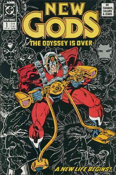 New Gods (1989) 1-A by DC