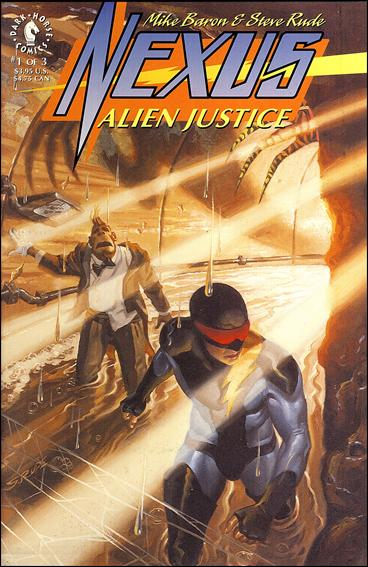 Nexus: Alien Justice 1-A by Dark Horse