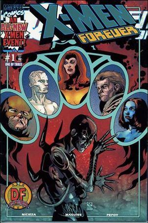 X-Men Forever (2001) 1-B