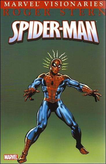 Spider-Man Visionaries: Roger Stern 1-A by Marvel