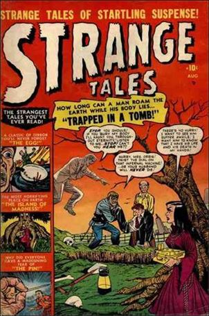 Strange Tales (1951) 2-A