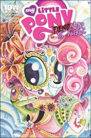 My Little Pony: Fiendship is Magic 3-B