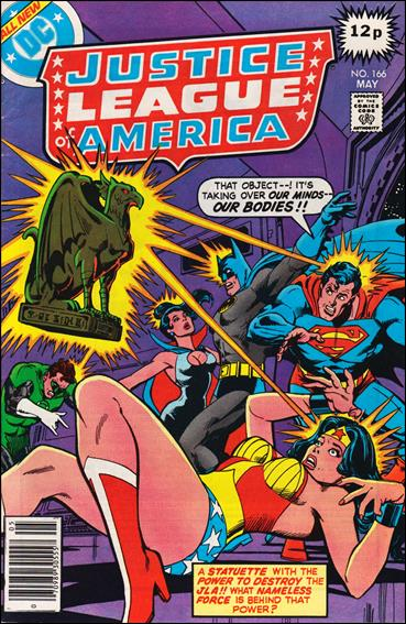 Justice League of America (1960) 166-C by DC