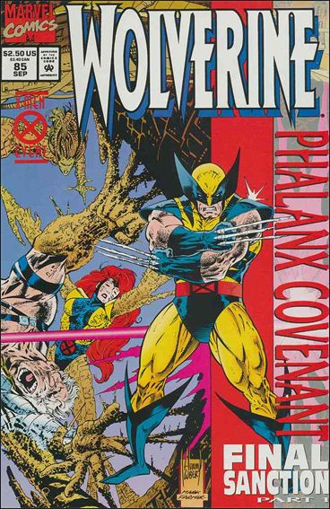 Wolverine (1988)  85-B by Marvel