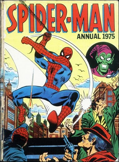 Spider-Man Annual (UK) 1975-A by Marvel UK