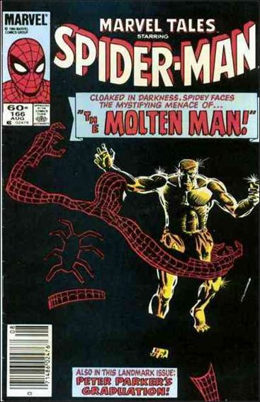 Marvel Tales (1966) 166-A by Marvel