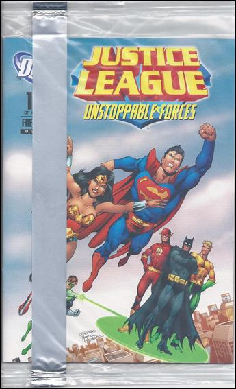 General Mills Presents: Justice League (2011) 1-A by DC