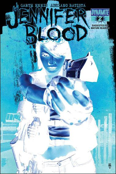 Jennifer Blood 2-F by Dynamite Entertainment