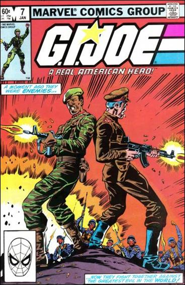 G.I. Joe: A Real American Hero 7-A by IDW