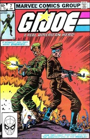 G.I. Joe: A Real American Hero 7-A