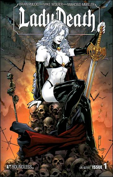 Lady Death (2010) 1-A by Boundless Comics