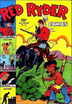 Red Ryder Comics 14-A