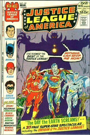 Justice League of America (1960) 97-A by DC