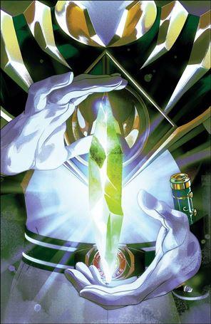 Mighty Morphin Power Rangers 54-B