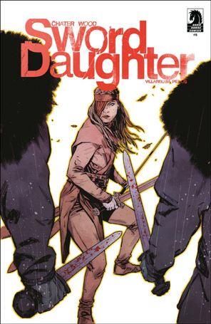 Sword Daughter 8-B