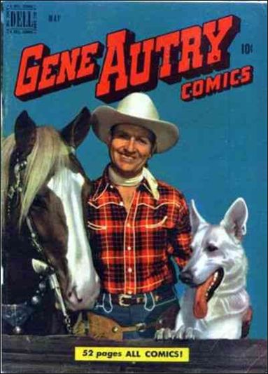 Gene Autry Comics (1946) 39-A by Dell