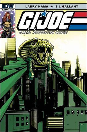 G.I. Joe: A Real American Hero 210-B