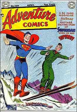 Adventure Comics (1938) 139-A by DC