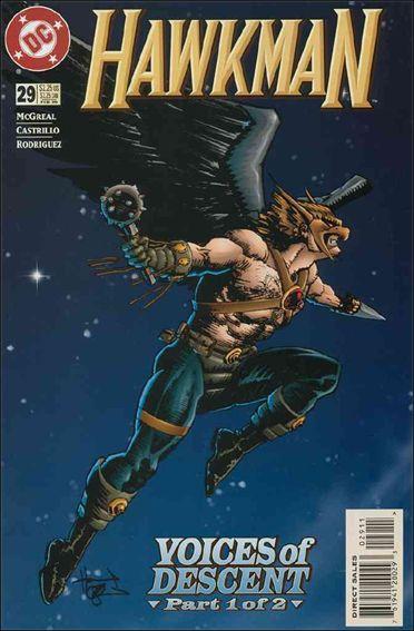 Hawkman (1993) 29-A by DC