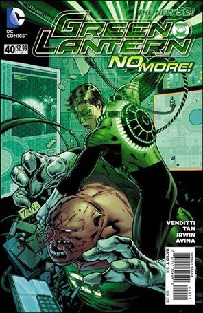 Green Lantern (2011) 40-A