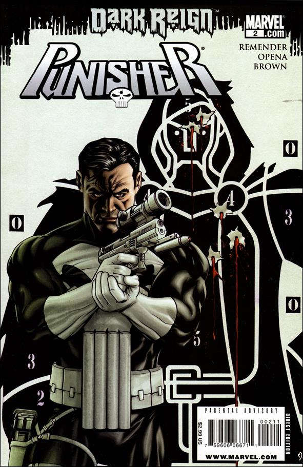 Punisher (2009) 2-A by Marvel