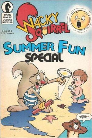 Wacky Squirrel Summer Fun Special 1-A