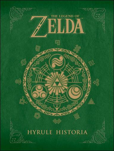 Legend of Zelda: Hyrule Historia nn-A by Dark Horse