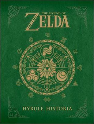 Legend of Zelda: Hyrule Historia nn-A
