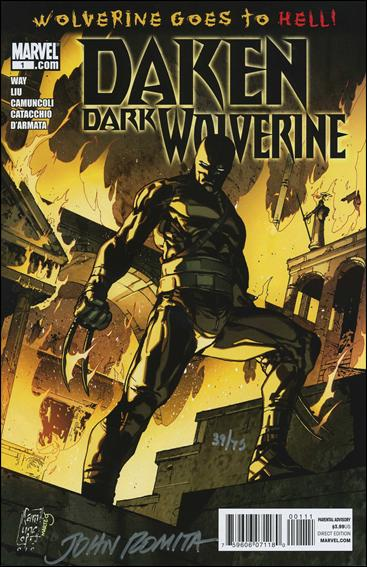 Daken: Dark Wolverine 1-E by Marvel
