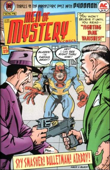 Men of Mystery 39-A by AC