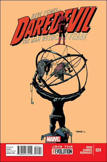 Daredevil (2011) 24-A by Marvel