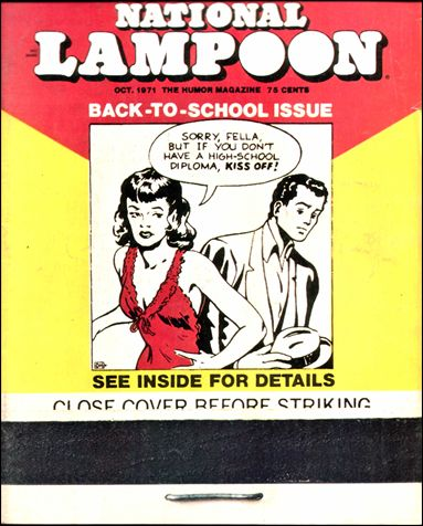 National Lampoon (1970) 19-A by NL Communications, Inc.