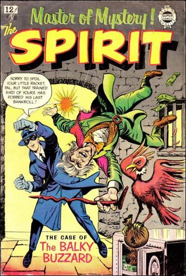 Spirit (1963) 11-A by Super Comics