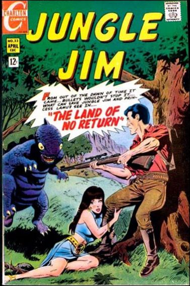 Jungle Jim (1969) 23-A by Charlton