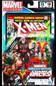 Marvel Universe: Marvel's Greatest Battles (Comic-Packs) Colossus and Juggernaut (No Helmet)