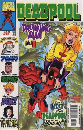 Deadpool (1997) 12-A