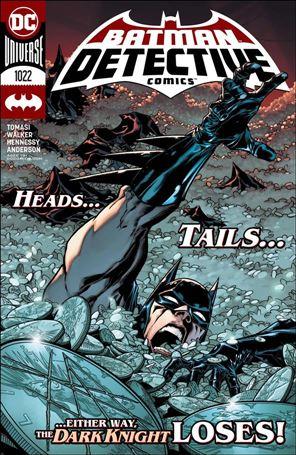 Detective Comics (1937) 1022-A