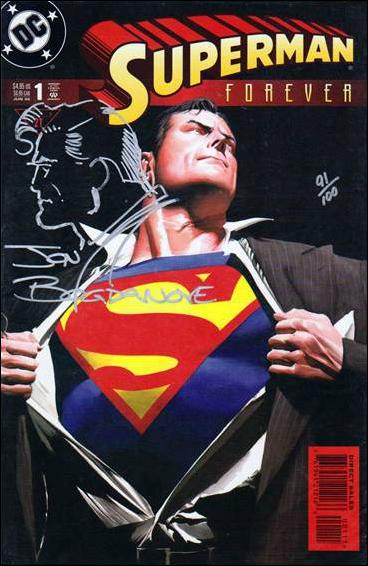 Superman Forever 1-E by DC