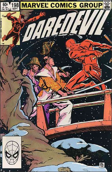 Daredevil (1964) 198-A by Marvel