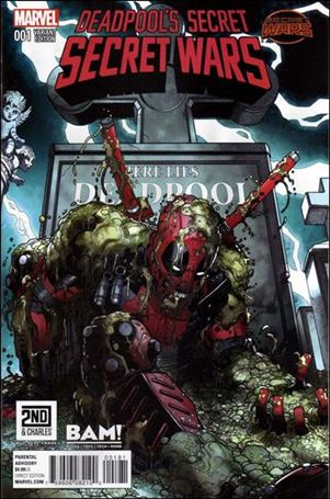 Deadpool's Secret Secret Wars 1-H