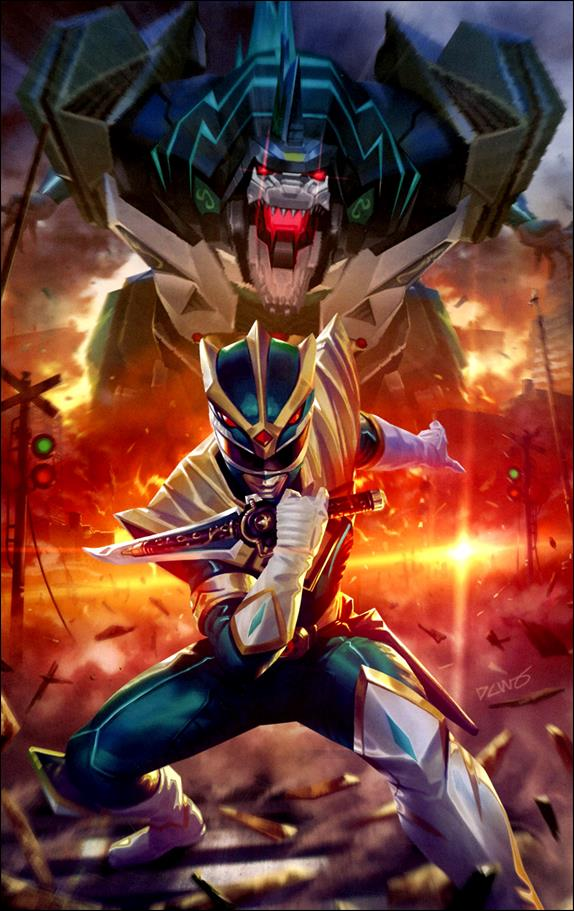 Mighty Morphin 3-H by Boom! Studios