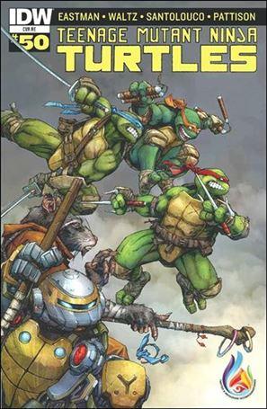 Teenage Mutant Ninja Turtles (2011) 50-H