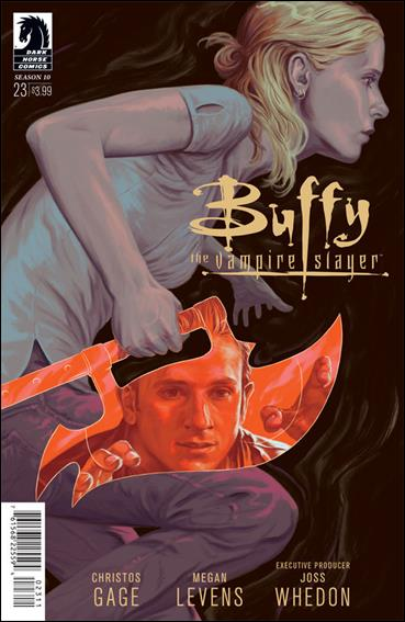 Buffy the Vampire Slayer Season 10 23-A by Dark Horse