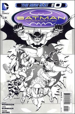 Batman Incorporated 0-E by DC