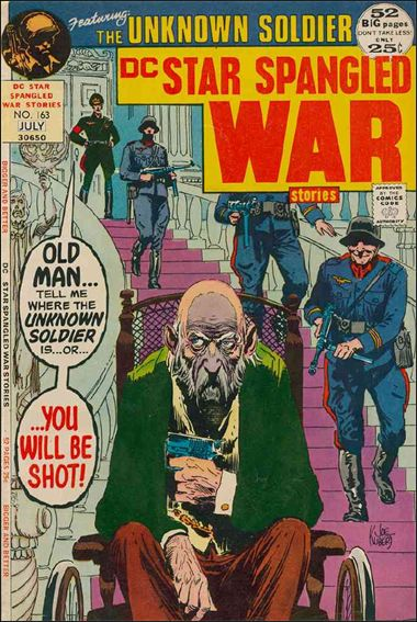 Star Spangled War Stories (1952) 163-A by DC