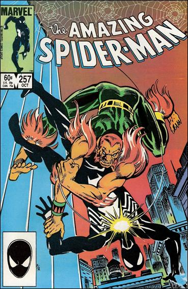 Amazing Spider-Man (1963) 257-A by Marvel