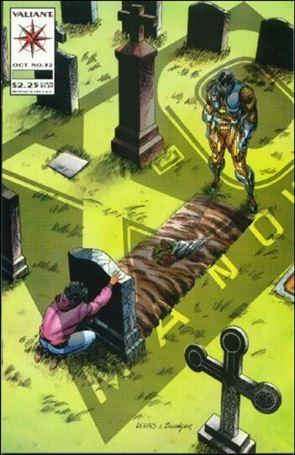 X-O Manowar (1992) 32-A